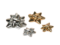 Metallic Bows