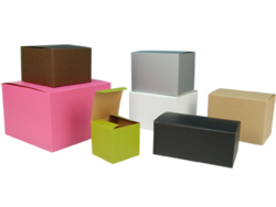Pop-Up Colour Folding Boxes
