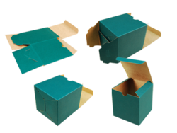 Pop-Up Color Folding Boxes