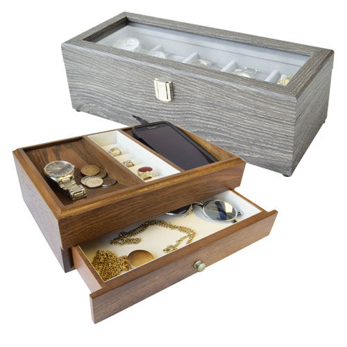 Watch Boxes And Valets
