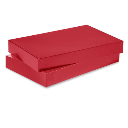 APPAREL BOX HOLIDAY RED GLS