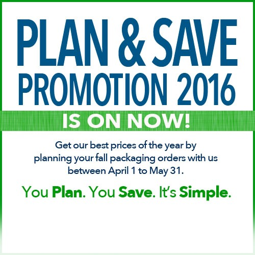 Plan and Save is Here!
