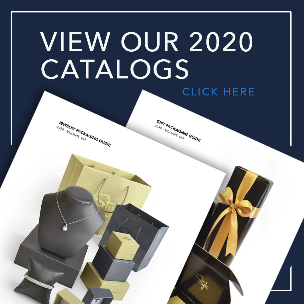 NEW Jewelry Packaging Guide 2020