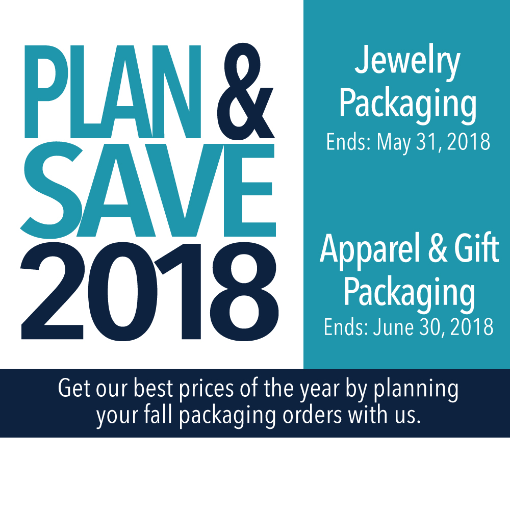 Plan & Save is Here!