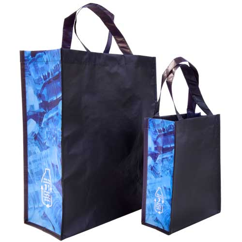 RPET BAG WITH LAMINATION