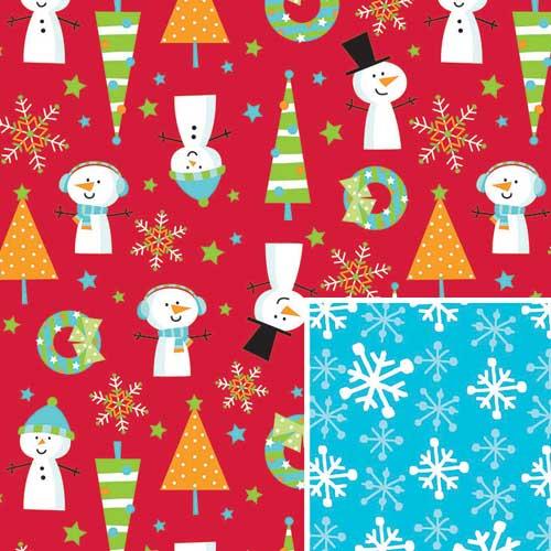 Gunther Mele Limited - Gift Wrap - Shamrock Holiday