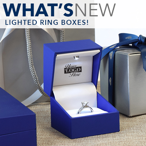 Lighted Ring Boxes